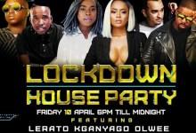 Photo of Lerato Kganyago, Shimza, Olwee, Ryan The DJ, DJ Stokie & PH Are Next On This Friday Lockdown House Party