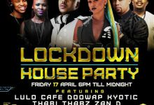 Photo of Lulo Cafe, Mobi Dixon, Zan D Wows Mzanzi On This Friday Channel O Lockdown House Party Mix