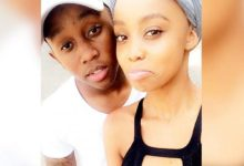 Photo of Ntando Duma Gets Mother's Day Presents From Baby Daddy Junior De Rocka