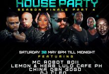 Photo of DBN Gogo, Lemon & Herb, Lulo Cafe, DJ Cleo, PH & China Announced As Lockdown House Party Mix Lineup
