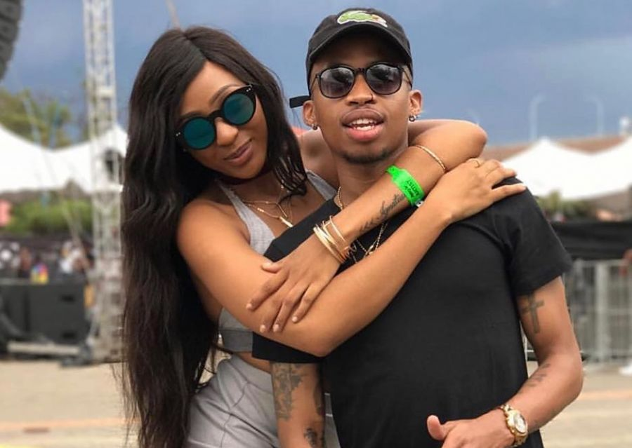 Nadia Nakai Sends An Emotional Birthday Shoutout To Tshego