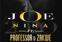 "Photo of Joe Nina & Professor Sing ""My Love Song"" (Uthand' Ingoma Yam) Alongside Zakwe"