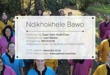 "Photo of Cape Town Youth Choir Praises With ""Ndikhokhele Bawo"""