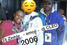 Photo of DJ Cleo Shares Epic Throwback Picture With Zinhle
