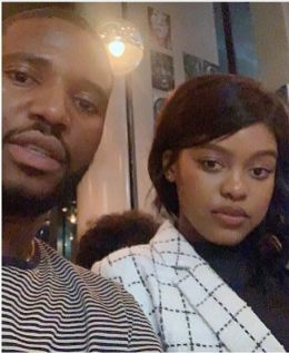 Okmalumkoolkat and Wife Princess Zulu Share Couple Goals in Cute Pictures
