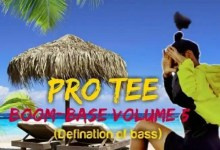Photo of Pro Tee – Boom-Base Volume 5 (Definition Of Bass) Album