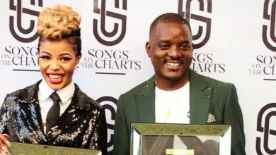 Photo of Zandie Khumalo's Akwanele Featuring Lindani Goes Gold