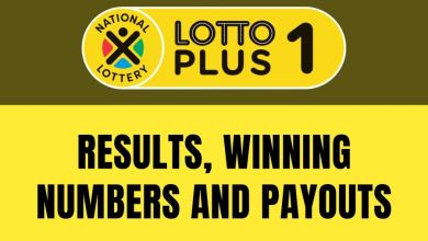 Photo of SA Lotto PLUS 1 Results, Winning Numbers & Payout Today