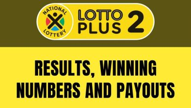 Photo of SA Lotto PLUS 2 Results, Winning Numbers & Payout Today