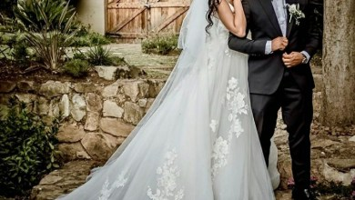 Photo of Mafikizolo's Theo Kgosinkwe Marries Long Time Girlfriend, Vourné