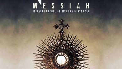 "Photo of Njelic Drops ""Messiah"" Featuring De Mthuda, Ntokzin & MalumNator | Listen"