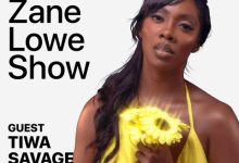 "Photo of Tiwa Savage Tells Apple Music About Her New Song ""Temptation"" Featuring Sam Smith"