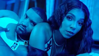 Photo of Joyner Lucas And Ashanti's 'Fall Slowly' Video Is Steamy & Toxic