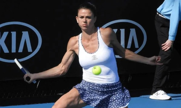 Australian Open: Giorgi a corrente alternata, fuori al terzo contro Kerber