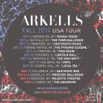 Concert Review: Arkells, Jamie N Commons, & X Ambassadors