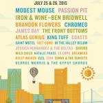 Mo Pop Festival 2015 Part II: Coasts, King Tuff, James Bay, Atlas Genius, and Iron & Wine feat. Ben Bridwell
