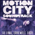 Concert Review: So Long, Farewell Tour Part II featuring Motion City Soundtrack