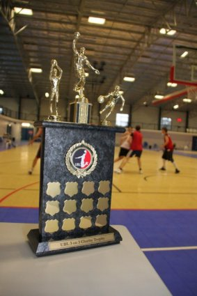 UBL 3v3 Tournament Trophy