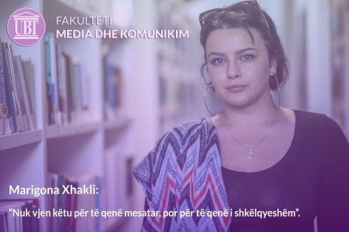 Marigona Xhakli shqip