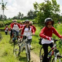 Bali Adventure Ubud Camp Half Day