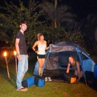 Bali Camping & Tubing Ubud Camp 2 Days 1 Night