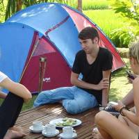 Bali Outbound Ubud Camp Overnight - Camping