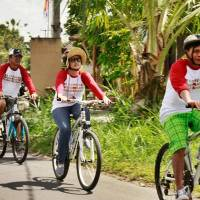 Bali Outing Ubud Camp Half Day - Cycling