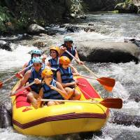 Bali Outing Ubud Camp Half Day - Rafting