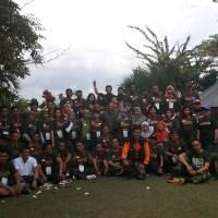BTPN Outbound di Bali Dengan Tema Militer