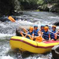 White Water Rafting Bali - Ayung River