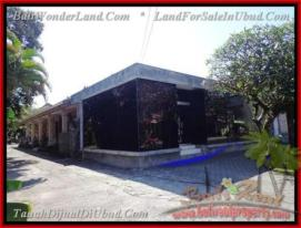 FOR SALE Exotic 1.900 m2 LAND IN UBUD TJUB439