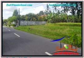 FOR SALE Magnificent PROPERTY 1,000 m2 LAND IN Sentral / Ubud Center TJUB649