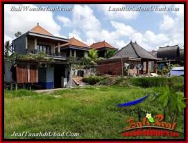 FOR SALE Beautiful PROPERTY 600 m2 LAND IN Ubud Pejeng TJUB657