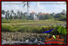 Magnificent LAND IN UBUD FOR SALE TJUB663
