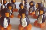Cocina Geek: Tux relleno de queso