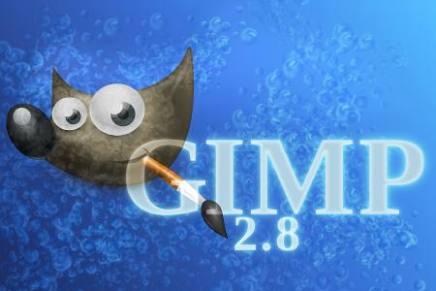 Gimp 2.8 RC llega con aceleración gráfica