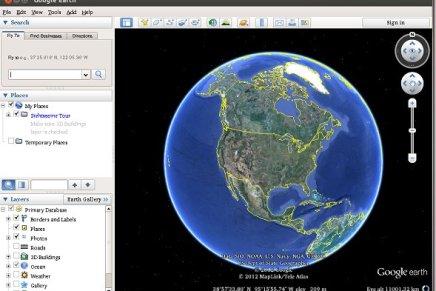 ¿Cómo instalar Google Earth en Ubuntu 12.04?