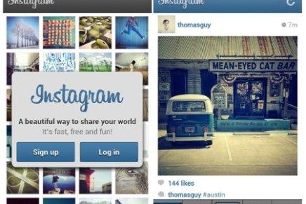 Instagram para Android ya está aquí