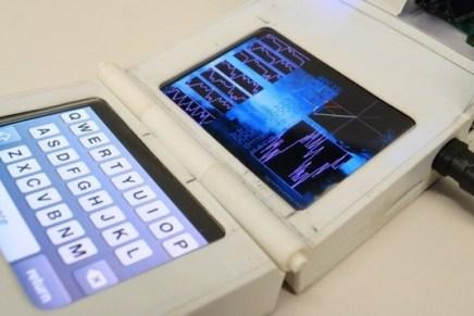 Tricorder de Star Trek movido por Debian y ARM
