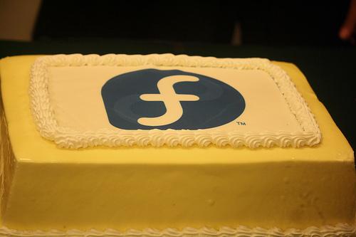 Fedora cake