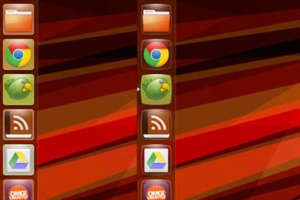 Cambia el look del lanzador de Unity con Unity Glass