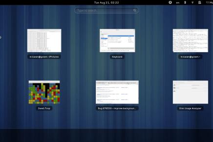 ¿Qué esperar de GNOME 3.6?