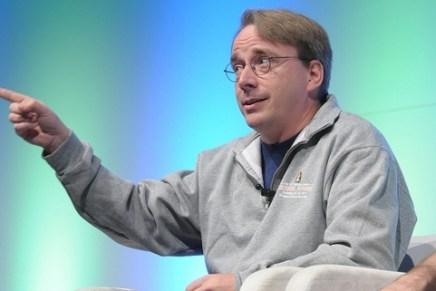 45 minutos con Linus Torvalds