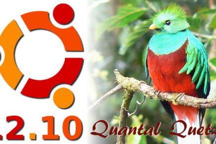 Ya no más LiveCD para Ubuntu 12.10