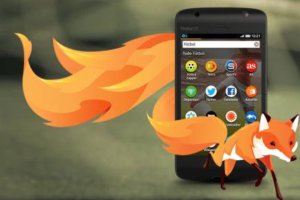 Y Firefox OS llega a España