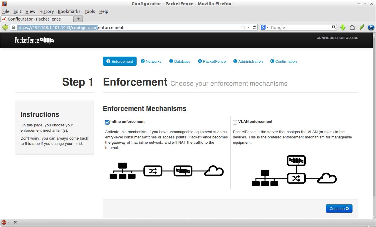 PacketFence, crea tu hotspot personal.