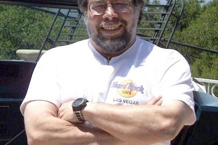 """Wozniak: """"Apple debería pensar en Android para sus productos"""""""