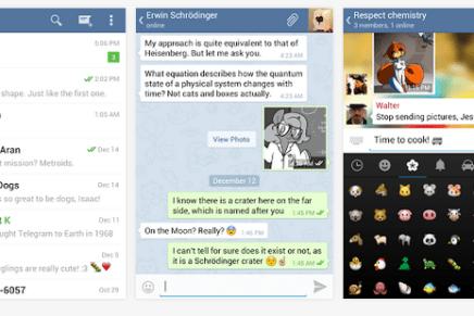 Facebook compra Whatsapp y Telegram como alternativa para superar el trauma.