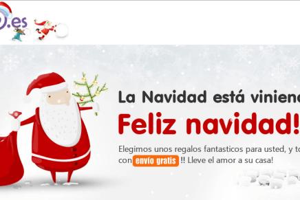 Post patroncinado: Tus compras navideñas con Igogo