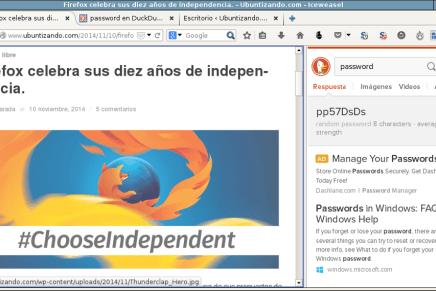 Tile Tabs, agrupar pestañas en una misma vista de Firefox